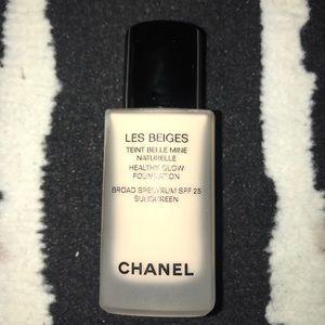 Chanel Les Beiges in N'22 rose